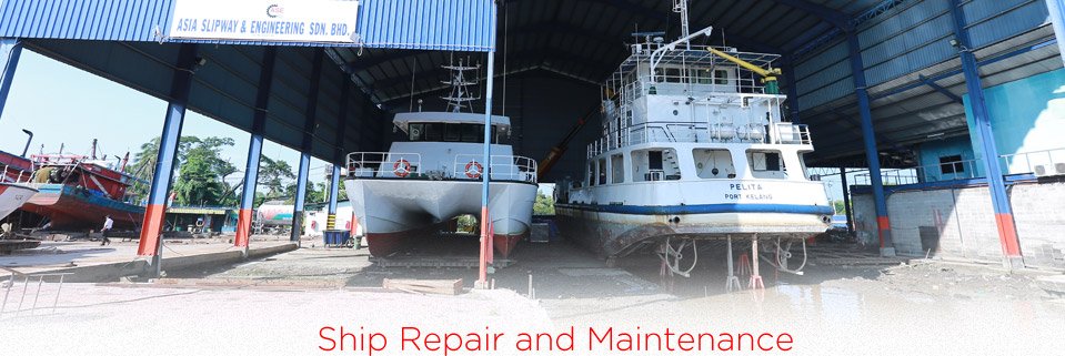 asia slipway ship & maintenance